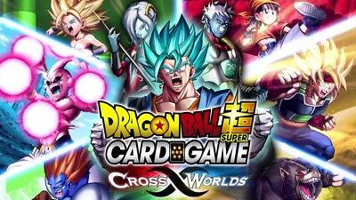 Dragon Ball Super Trading Card Game - Cross Worlds - Choose Your Card SINGLES