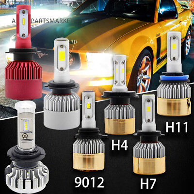 H1 H4 H7 9012 H3 110W 26000lm LED Auto Scheinwerfer Kit Birnen Led headlight