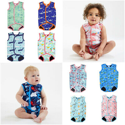 Splash About neoprene Baby Wrap mini wetsuit BabyWrap
