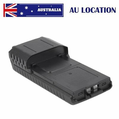 Battery Box Case for Baofeng F8 F9 UV-5R Two-Way Radio Walkie Talkie 7P