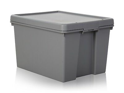 Wham Storage 45 Litre Wham Bam Upcycled Plastic Box with Lid