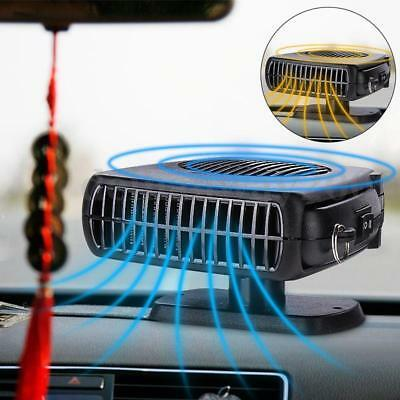 12V Portable Car Heating Heater Fan Car Defroster Demister Overheat Protective P
