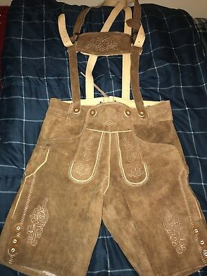 Men's Lederhosen
