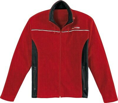 KS Tools Fleecejacke, rot, XL