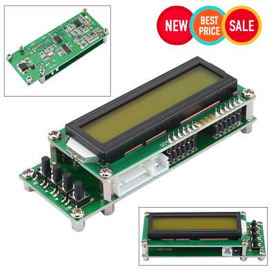 1.1GHz Frequency Meter Counter Tester Digital Cymometer Module PLJ-1601-C SY