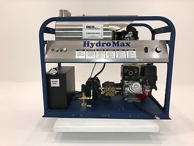 Hot/Cold Water Pressure Washer 4gpm/3500psi-new