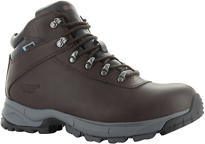 HiTec Hi-Tec Eurotrek LITE WP Walking Men Hiking Boots Waterproof Breathable