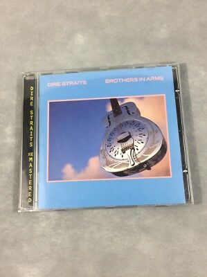CD - Brothers In Arms von Dire Straits (1985) 1996 Mercury