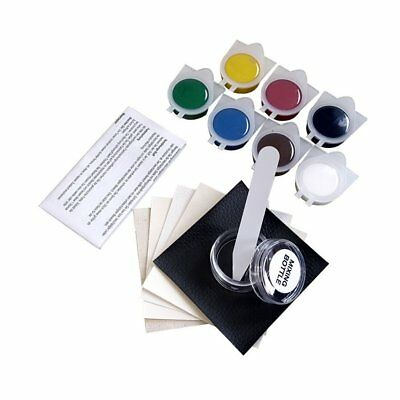 Leather Vinyl Repair Kit Fix Rips For Car Boat Seat Home Reparing Tools New Q9