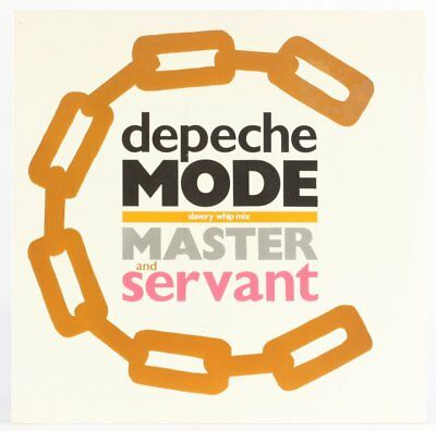 Depeche Mode , Master And Servant (Slavery Whip Mix)  Vinyl Record/LP *USED*