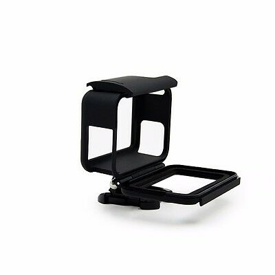 Protect Frame Case Cover + Lens Cap For Gopro Hero 7 6 5 Camera Accessories