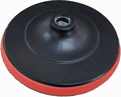 7 Inch Plastic Foam Backer Pad For Power Tools With 5/8-11 Threads