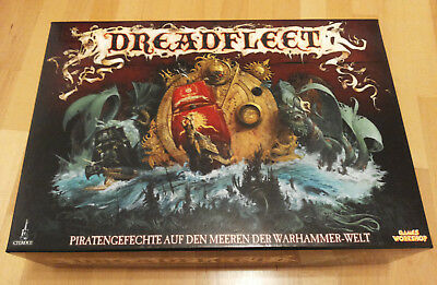 Dreadfleet Piratengefechte in der Warhammerwelt (deutsch) von Games Workshop