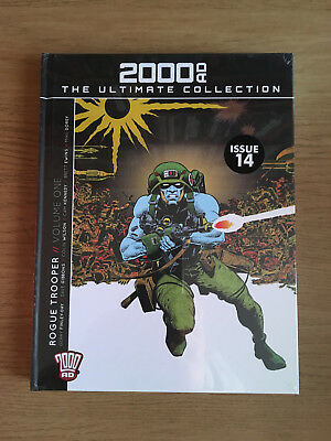 2000AD THE ULTIMATE COLLECTION  Rogue Trooper Volume One