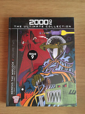 2000AD THE ULTIMATE COLLECTION  Nemesis the Warlock Volume Two