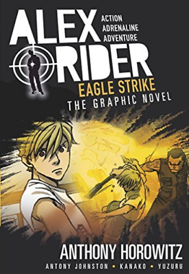 Horowitz,a-Eagle Strike Graphic Novel  Book New