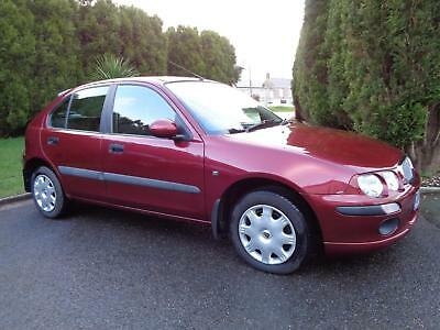 Rover 25 1.4 16v ( 103ps ) iL (103PS) VERY LOW MILES