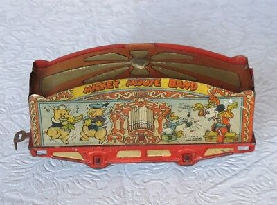 1935 Mickey Mouse Circus Car #1 – Lionel Trains