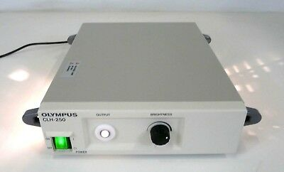 Olympus CLH-250 Halogen Light Source Endoscopy Medical Surgical