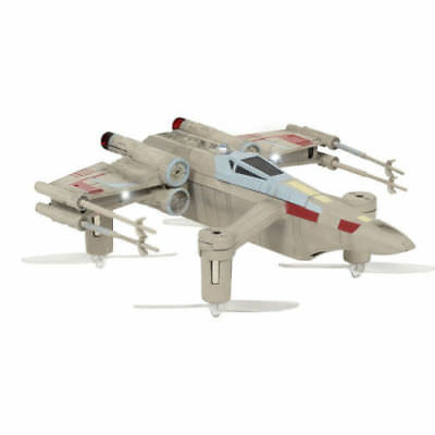 Propel Collector Edition Star Wars T-65 X-Wing Battle Quadrocopter Drone