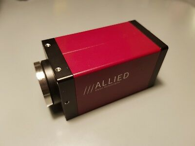 Allied Vision Technologies Pike F145C-IRF16 CCD Machine Vision Camera FireWire