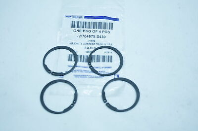 A//C Compressor Clutch Pulley Snap Ring-Pulley Bearing Retainer Ring 15-2786