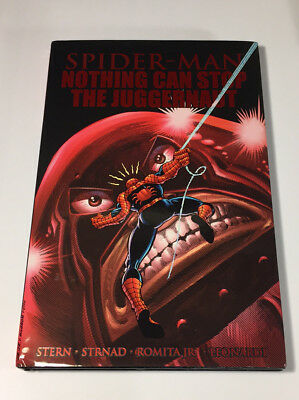 Spider-Man : Nothing Can Stop the Juggernaut (2012, Hardcover)