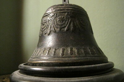 An Antique Old Chinese Bronze Bell