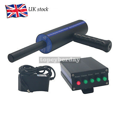 Metal Detector Gold Detector Locator Scanner Detection Long Range Search 800m UK