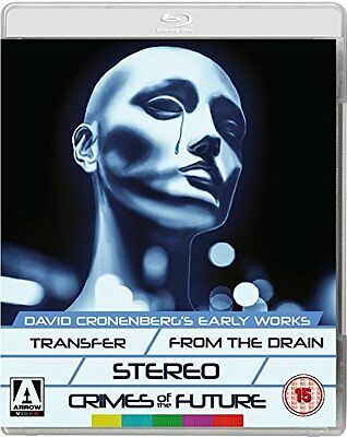 David Cronenberg's Early Works - Blu Ray Disc -
