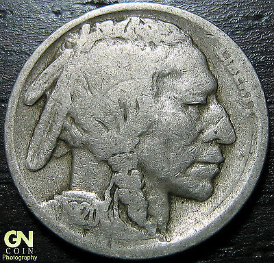 1920 S Buffalo Nickel  --  MAKE US AN OFFER!  #Y4699