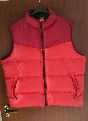 reputable site dca93 7e6b2 Nike Winter Weste Vest Rot Bordeaux XXL 2XL