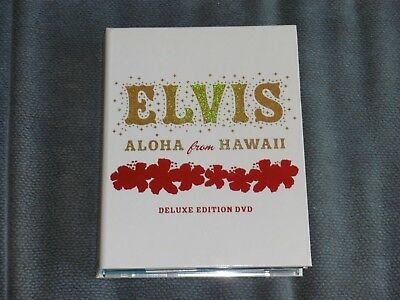 Elvis Presley - Aloha From Hawaii - Deluxe Edition DVD