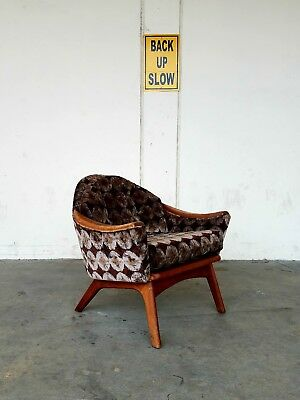 model 1806-C lounge chair by Adrian Pearsall for Craft Associates-Mid century-