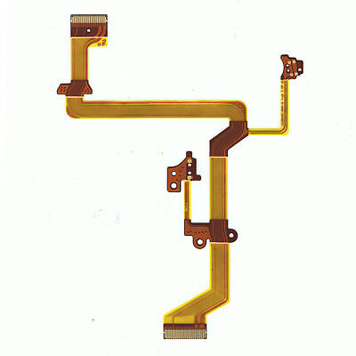Panasonic SDR-H40 SDR-H48 LSJB8449-1 LCD Screen Flex Cable Replacement Part NEW