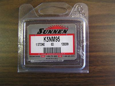 Sunnen K5-Nm95 Honing Stone 500 Grit Cbn / Borazon Metal Bond Unopened