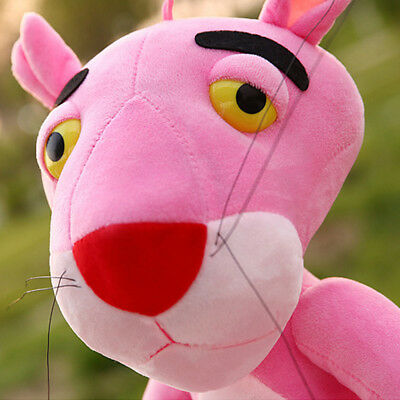 MemOries Pink Panther Plush Toy Stuffed Animal Doll Tall Gift Toys Baby Kids