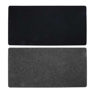 Felt Cloth Mousepad Laptop Desktop Mat Computer Mouse Keyboard Tablets Desk Pad