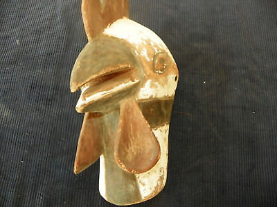 Antique african dogon minature mask