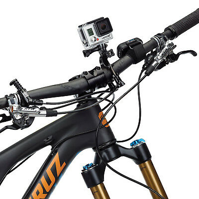 Bike Handlebar Seatpost Pole Mount for Gopro Hero 3 3+ 4 5 6 Camera Accessories