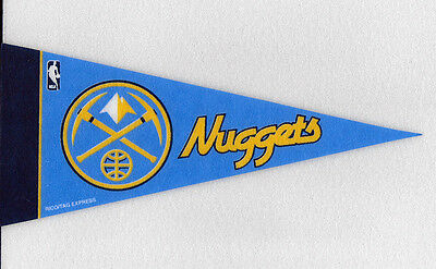 Denver Nuggets Wimpel / Pennant  - Basketball - NBA Wimpel / Pennant