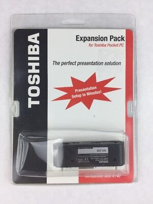 Toshiba USB / VGA Expansion Pack for Toshiba Pocket PC Compatible with E740