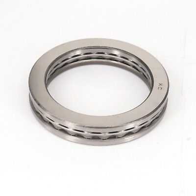 51132 160x200x31mm Axial Ball Thrust Bearing Set(2 Steel Races + 1 Cage)ABEC-1