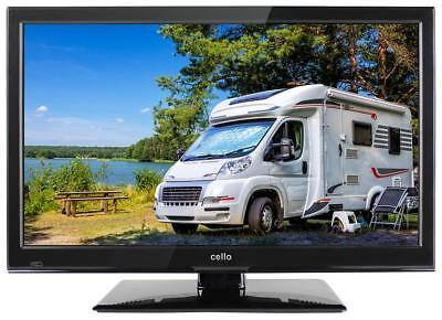 22 Inch Full Hd Led Travel Tv And Dvd Player - C22230F-Traveller