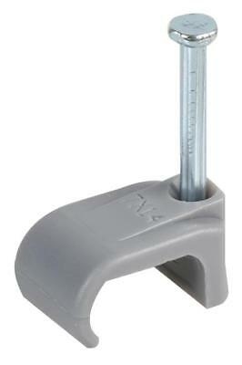 Cable Clips T&e 2.5Mm Grey 100/pk - Afc5