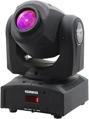 Moving Head 30W Led Spot - Fusion Spot Max Mkii