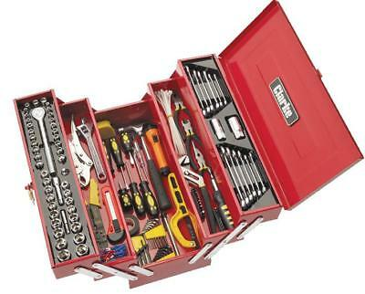 Tool Kit And Tool Box 199Pc - Cht641