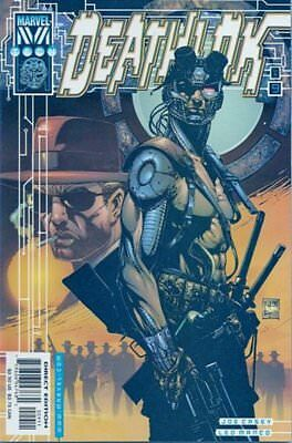 Deathlok (Vol 2) #   9 Near Mint (NM) Marvel Comics MODERN AGE