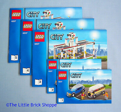 Lego 7743 Instructions Only Part 2 3 4 499 Picclick Uk