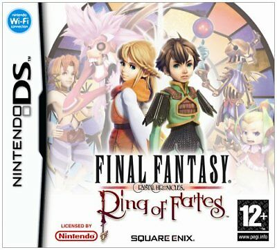 Final Fantasy Crystal Chronicles Ring of Fates   Nintendo DS / 3DS